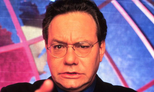 Lewis Black isn't very funny