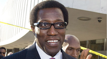 Wesley Snipes, king of the Cash Money Boys