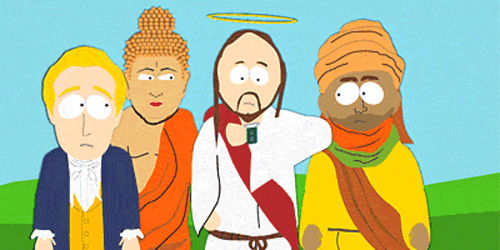 Jesus, Muhammad, Buddha and... Joseph Smith?