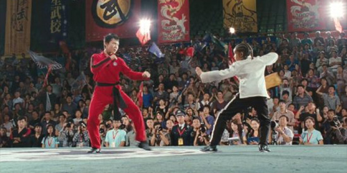the Karate Kid Redux