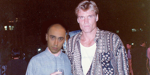 Dolph Lundgren (and janklow)