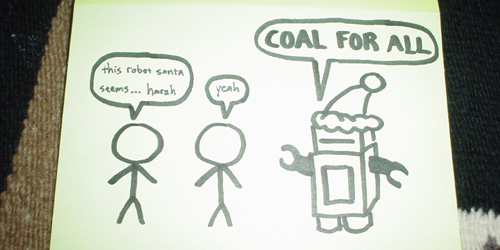 COAL FOR ALL