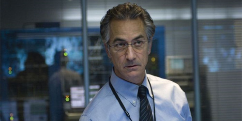 David Strathairn, my greatest foe