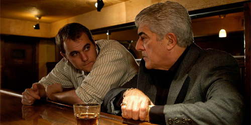 Frank Vincent and some dude