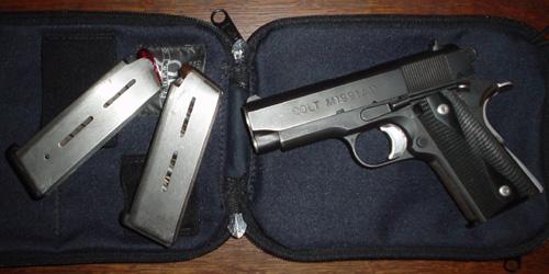 Colt M1991A1 compact model