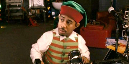 Ludacris in Fred Claus