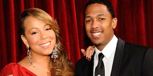 Mariah Carey and Nick Cannon, for some reason