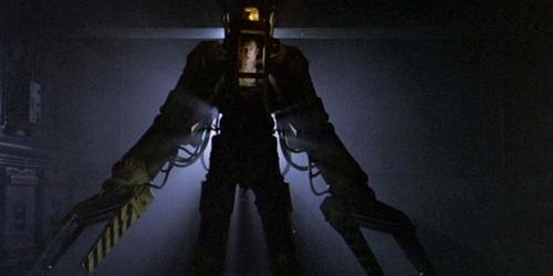 Ellen Ripley (and friend...ly robot suit