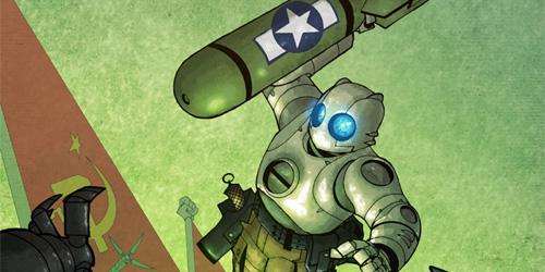Atomic Robo?