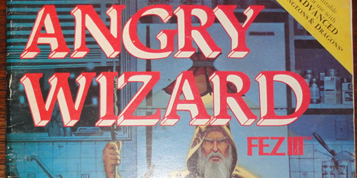 ANGRY WIZARD