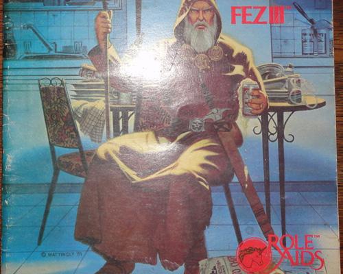 FEZ III