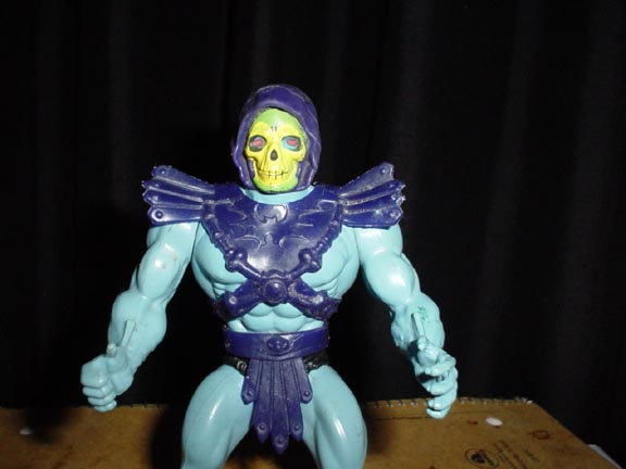 Skeletor, in the role of janklow