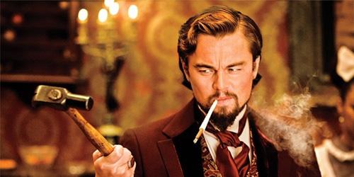 Leonardo DiCaprio Unchained