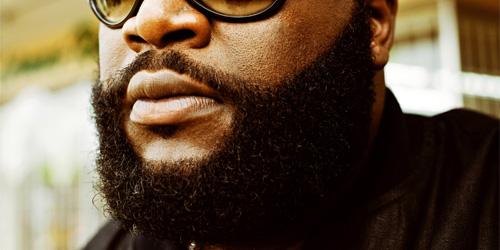 Rick Ross' beard