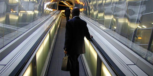 moving walkway