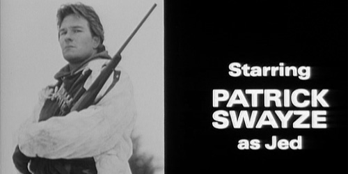 Patrick Swayze in... Red Dawn