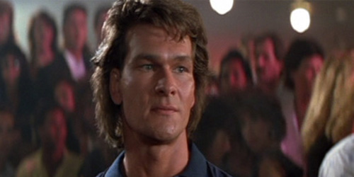 Patrick Swayze in... Road House