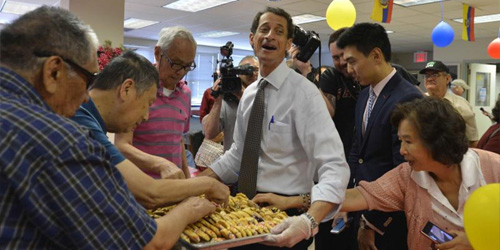 Anthony Weiner & Friends