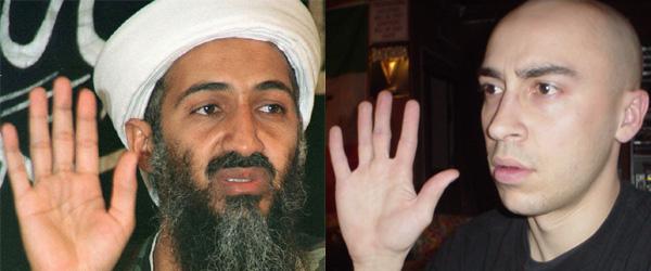 Bin Laden versus janklow