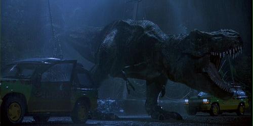 uh, a dinosaur