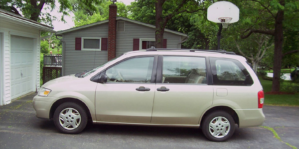 the noble American minivan