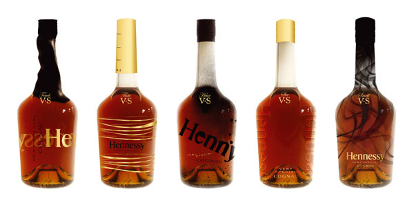 get yourself a bottle of HENNESSY!